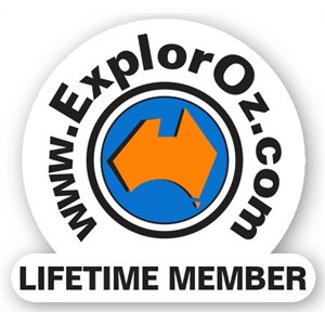 Exclusive Lifetime Member Sticker