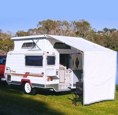 Model Baby Bushtracker Pops Up  Caravancampingsalescomau