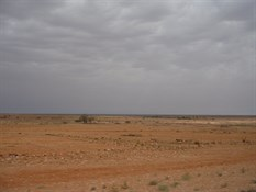 Road to Innamincka