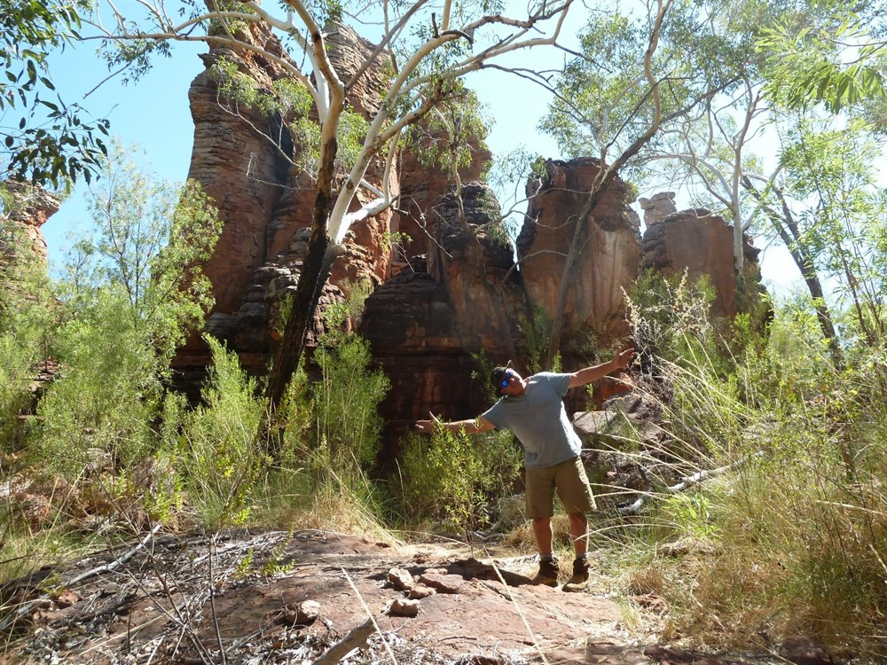 Tour of WA and Central Australia � Daly Waters, Lorella Springs ...