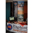 ExplorOz Trade Display Stand