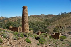 Old Mine Ruins-Flinders Ranges