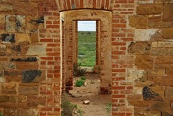 Old Ruins, Flinders Ranges