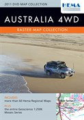 Australia 4WD Raster DVD 6th Edition