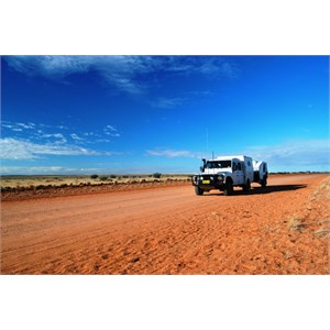 The Landy - Cordillo Downs Road