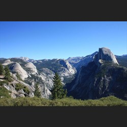 Views of Yosemite