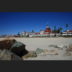 The magnificent Coronado Hotel