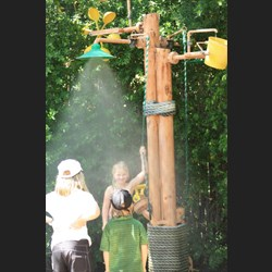Kids waterplay