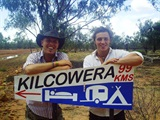 Volunteers at Kilcowera