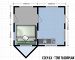 Eden LX Floor plan