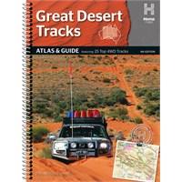 Great Desert Tracks Atlas & Guide