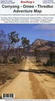 Corryong-Omeo-Thredbo Adventure Map