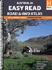 Australia Easy Read Road and 4WD Atlas