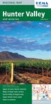 Hunter Valley and Wineries Map