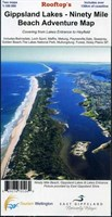 Gippsland Lakes - Ninety Mile Beach Adventure Map