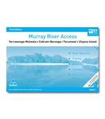 Murray River Access Map - Blue