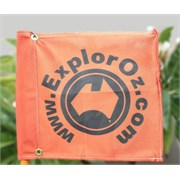 ExplorOz Sand Flag
