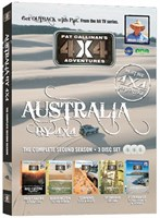 Pat Callinan's Australia by 4x4 (S2 DVD Box Set)
