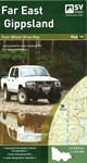 Far East Gippsland 4WD Map
