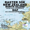 Raster 50k New Zealand North Island - DVD