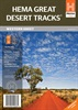 Great Desert Tracks of Australia Western Sheet