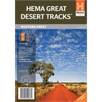 Hema Great Desert Tracks Western Sheet