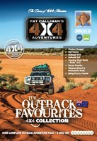 The Outback Favourites 4x4 Collection - 8 Disc Set