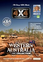 The Western Australia 4x4 Collection - 5 Disc Set