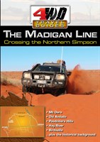 The Madigan Line: Crossing the Northern Simpson