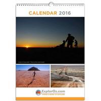ExplorOz Calendar 2016