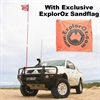 ExplorOz 3m Safety Flagpole Kit
