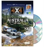 Pat Callinan's Australia by 4x4 (S7 DVD Box Set)