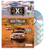Pat Callinan's Australia by 4x4 (S8 DVD Box Set)