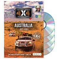 Pat Callinan's Australia by 4x4