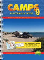 Camps Australia Wide 8 - Spiral Bound