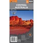 Central Australia Hema Map