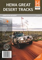 Great Desert Tracks Simpson Desert
