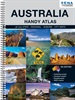 Australia Handy Atlas - Spiral Bound - 9th Edition