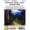 Bairnsdale - Dargo - Omeo Adventure Map