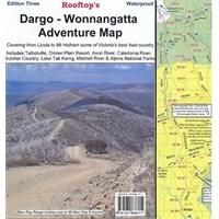 Wonnangatta Adventure Map