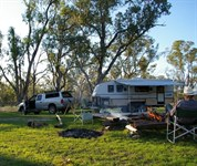 The idyllic free bush camp