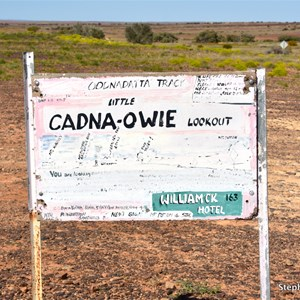 Little Cadna-Owie Lookout - SA