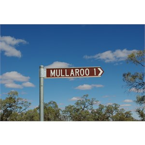 Mullaroo No 1 Turn Off