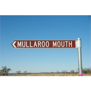 Mullaroo Mouth Turn Off