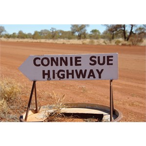 Connie Sue Hwy & Great Central Rd Access