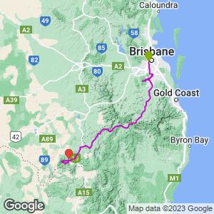 Saved Tracking Log
