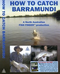 NorthAustFishFinder DVDs_CDs DVD, How To Catch Barramundi DVD