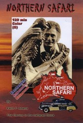 Keith Flexmore Adams DVDs_CDs DVD, Northern Safari DVD