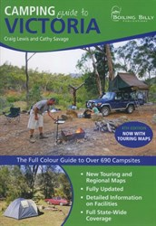 BoilingBilly Books Camping Guides, Camping Guide To Victoria