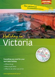 ExploreAustralia Books Travel Guides, Holiday in Victoria